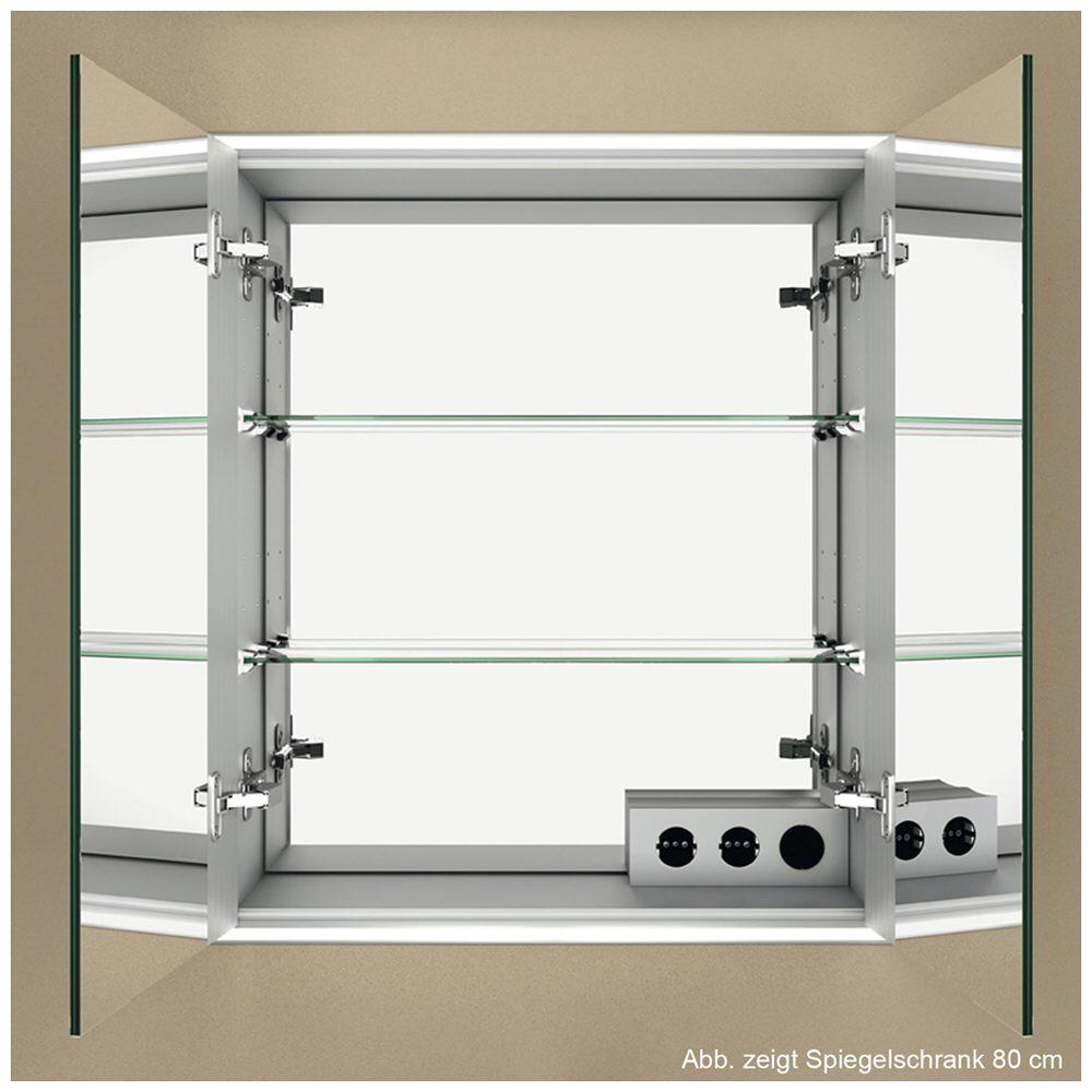 sprinz classical line spiegelschrank 120 x 70 cm. Black Bedroom Furniture Sets. Home Design Ideas