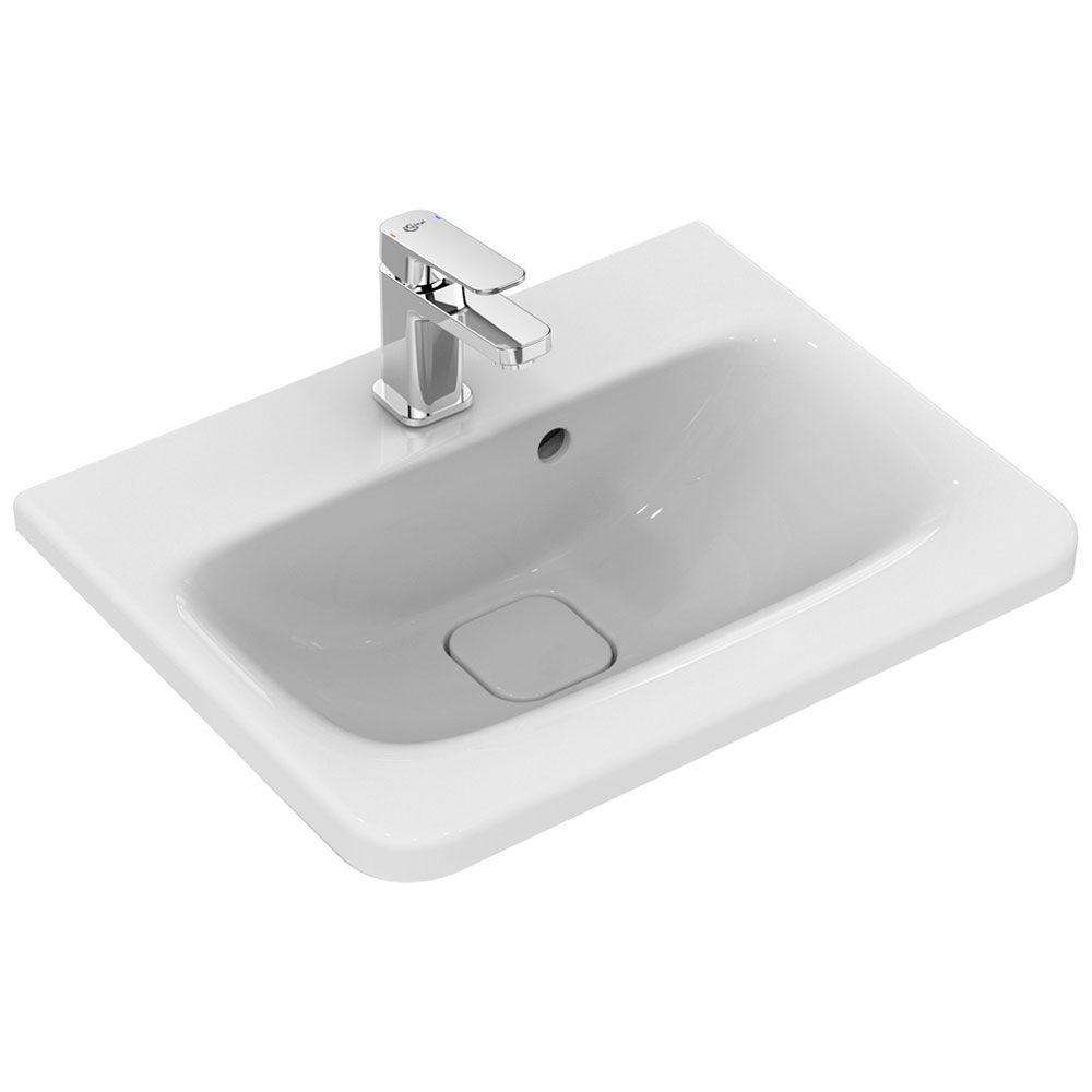 ideal standard tonic ii m belwaschtisch 51 5 cm k086801. Black Bedroom Furniture Sets. Home Design Ideas