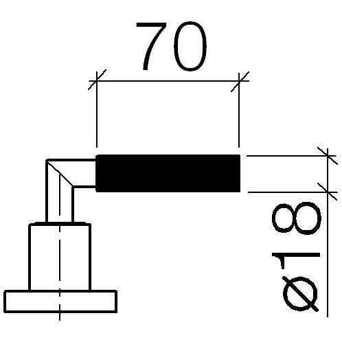dornbracht griffhebel zu tara classic 11170880 00 megabad. Black Bedroom Furniture Sets. Home Design Ideas
