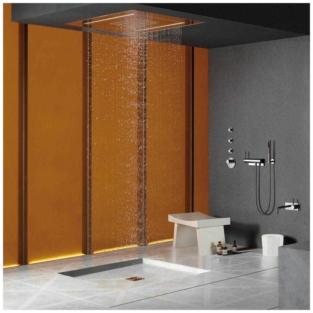 dornbracht brausegarnitur mit stabhandbrause 27806625 00 megabad. Black Bedroom Furniture Sets. Home Design Ideas