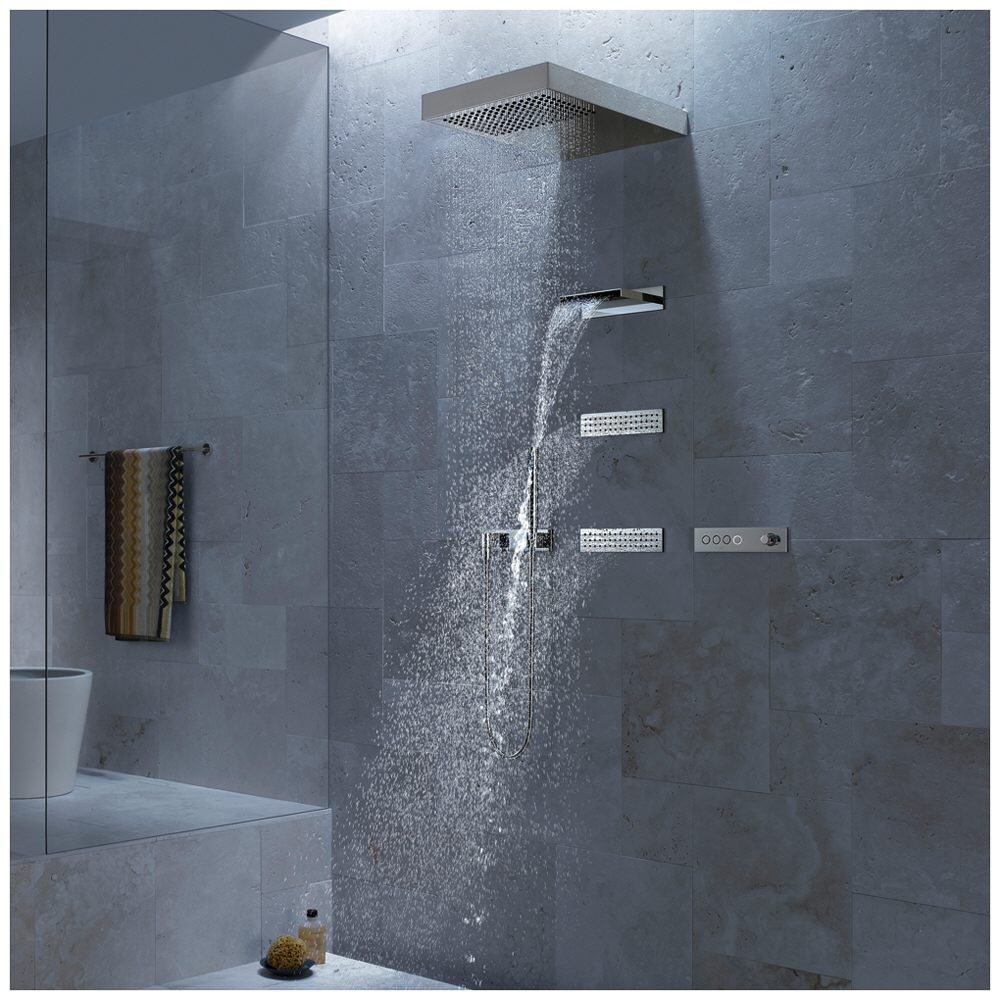dornbracht watersheet schwallauslauf f r wandmont 13415979 00 megabad. Black Bedroom Furniture Sets. Home Design Ideas