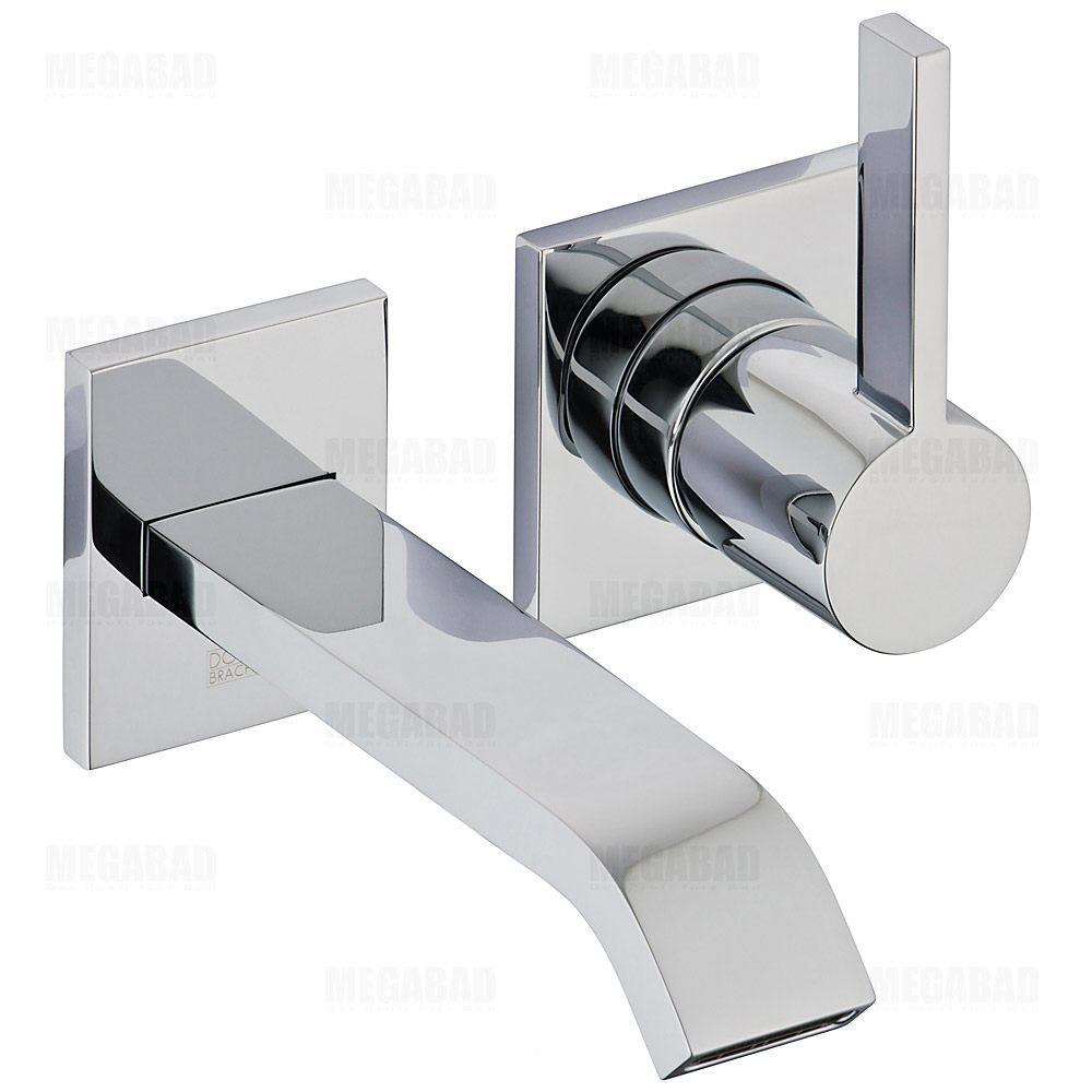 dornbracht imo waschtisch wand einhandbatterie 36810670 00 megabad. Black Bedroom Furniture Sets. Home Design Ideas