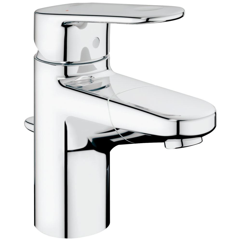 grohe europlus einhand waschtischbatterie 33155002 megabad. Black Bedroom Furniture Sets. Home Design Ideas
