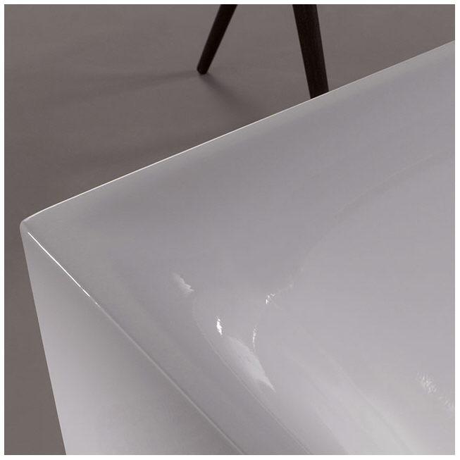 Interessant Bette LUX Silhouette freistehende Badewanne 170 x 75 cm 3440  NJ27
