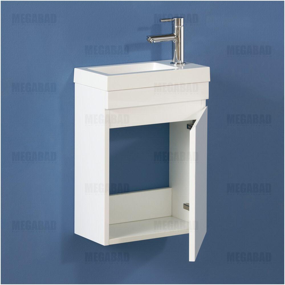 classic 100 m belkombination f r kleine g ste wc clv390w. Black Bedroom Furniture Sets. Home Design Ideas