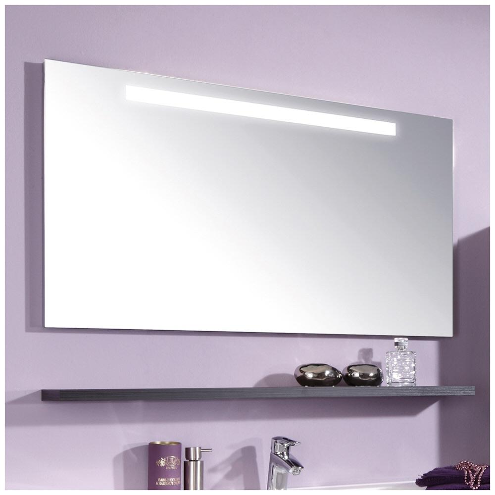 puris cool line fl chenspiegel 120 x 64 cm mit beleuchtung fsa431203 megabad. Black Bedroom Furniture Sets. Home Design Ideas