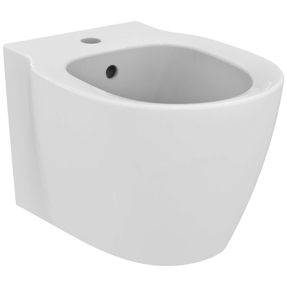Ideal standard connect space wandbidet kompakt for Ideal standard connect