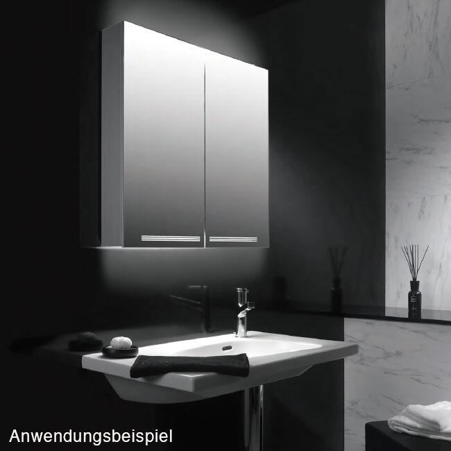 schneider graceline spiegelschrank 100 2 fl. Black Bedroom Furniture Sets. Home Design Ideas