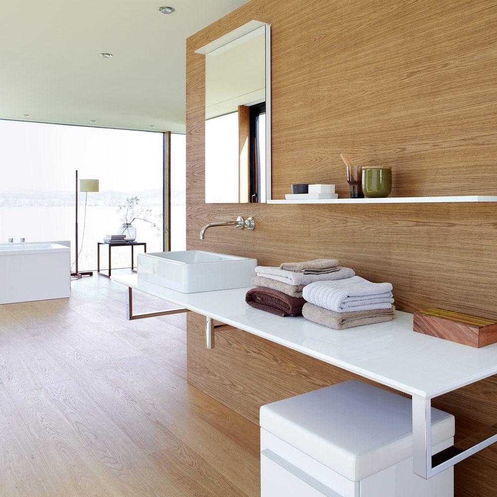 duravit x large konsole 60 cm vorwandversion mit 1. Black Bedroom Furniture Sets. Home Design Ideas