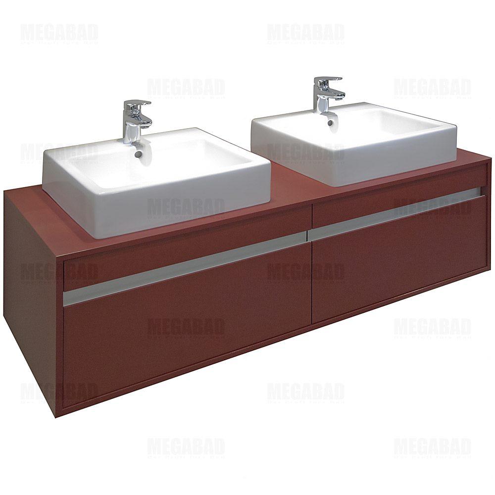 duravit ketho waschtischunterbau wandh ngend kt6697b 1818 megabad. Black Bedroom Furniture Sets. Home Design Ideas