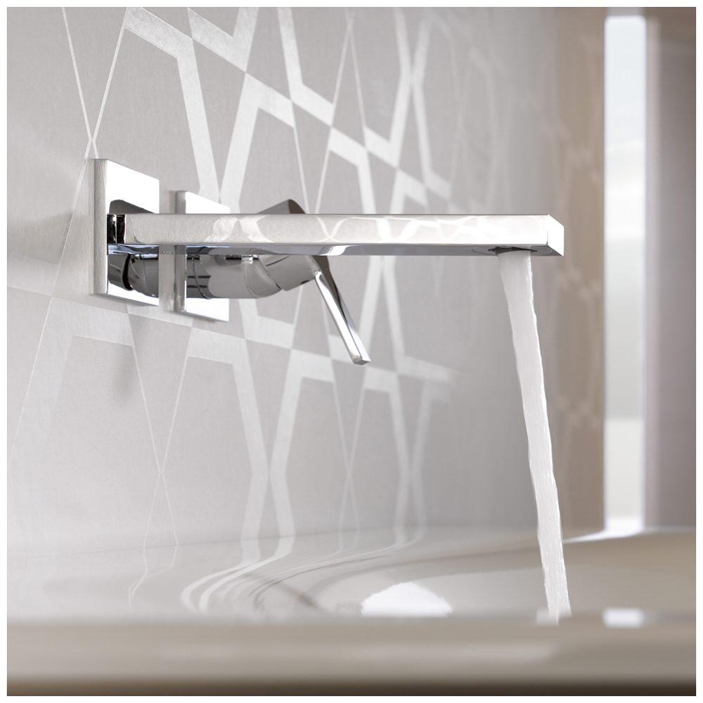 keuco edition 11 einhebel waschtischmischer 21 9 cm f r up montage 51116010200 megabad. Black Bedroom Furniture Sets. Home Design Ideas