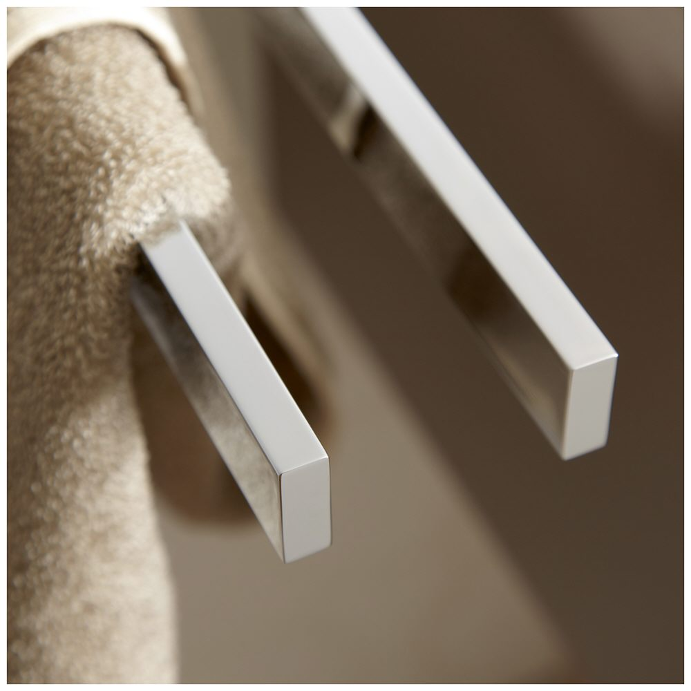 keuco edition 11 handtuchhalter 34 cm 11119010000 megabad. Black Bedroom Furniture Sets. Home Design Ideas
