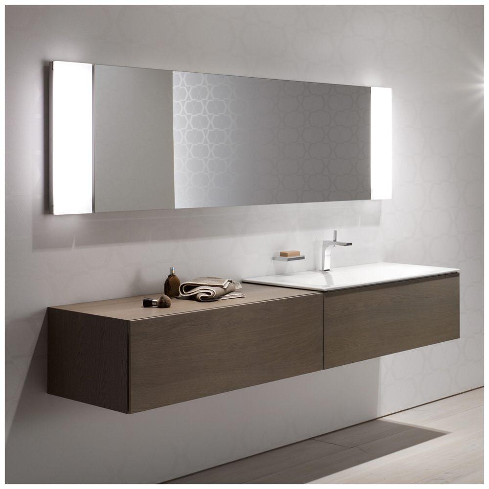 keuco edition 11 details zu keuco edition 11 badm bel 105cm eiche tabak keuco edition 11. Black Bedroom Furniture Sets. Home Design Ideas