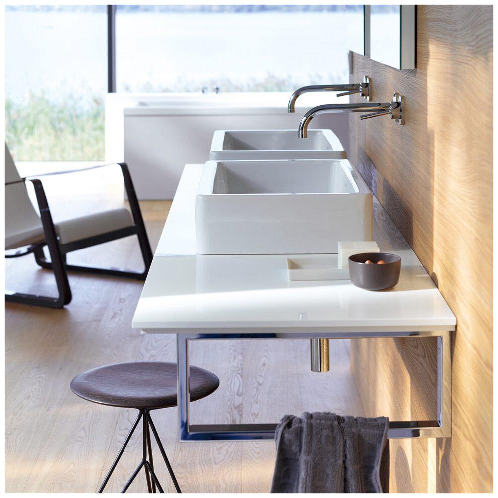 duravit x large konsole 200 cm xl045c02222 200cm megabad. Black Bedroom Furniture Sets. Home Design Ideas