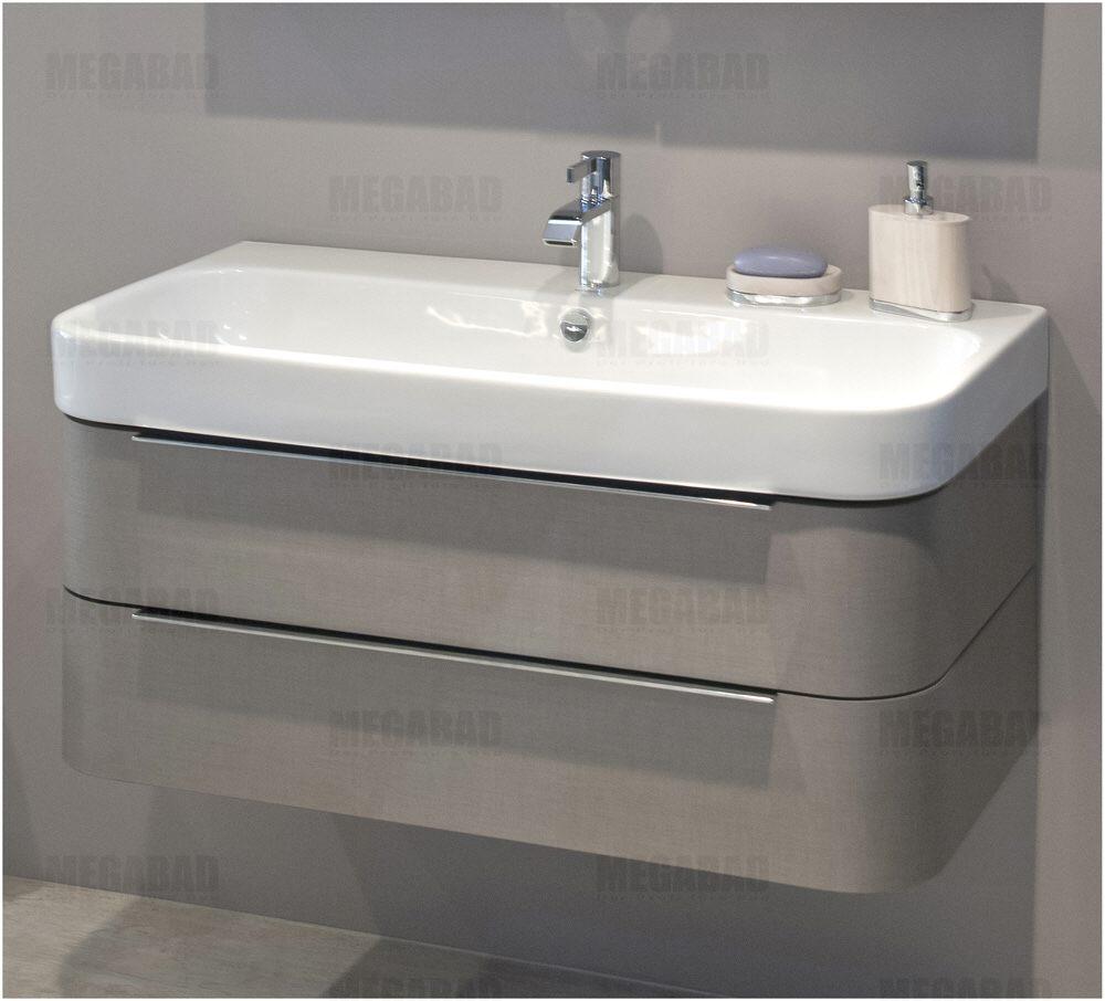 duravit happy d 2 waschtischunterbau f r waschtisch 231810 megabad. Black Bedroom Furniture Sets. Home Design Ideas