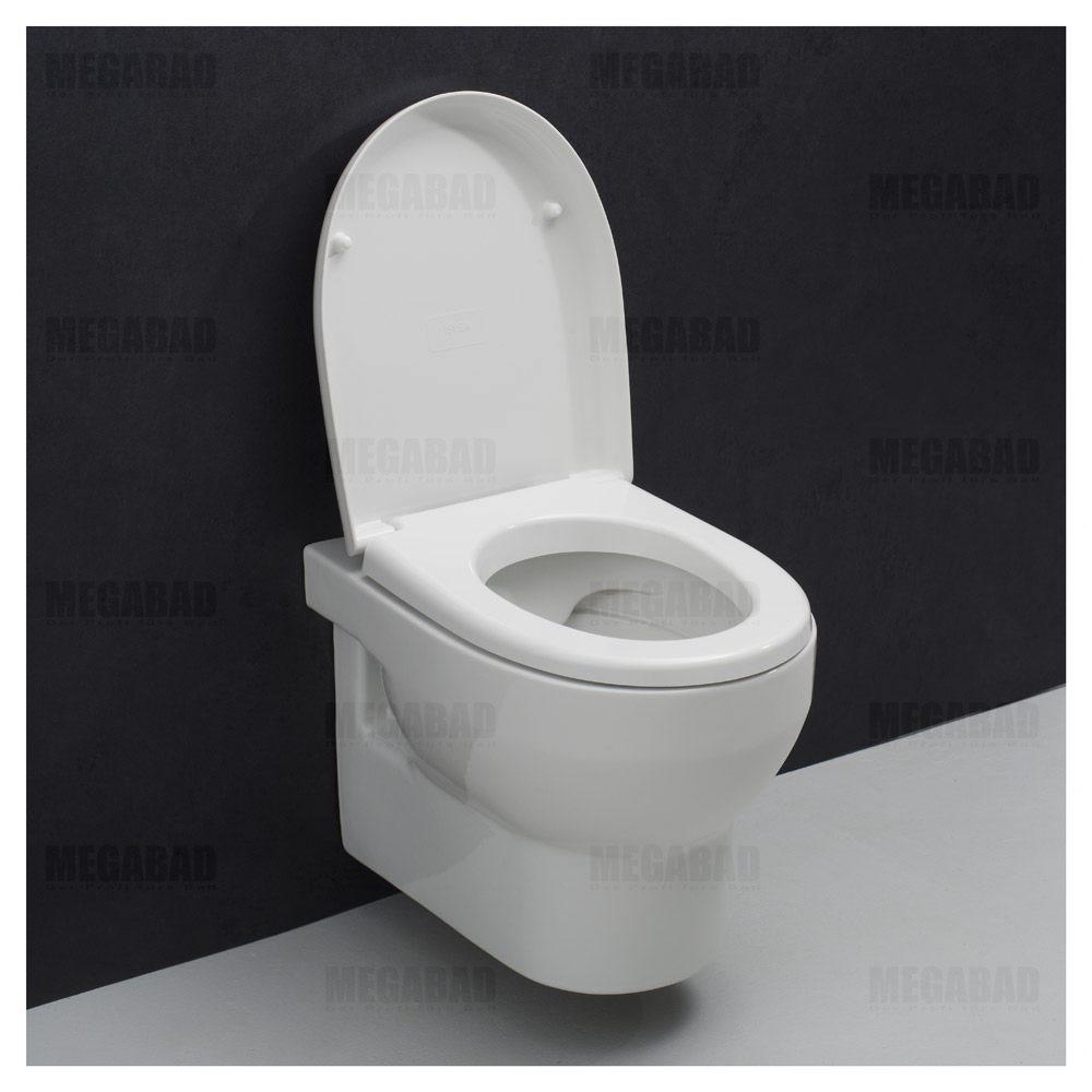 megabad classic 100 wand wc sp lrandlos mbtp070003 megabad. Black Bedroom Furniture Sets. Home Design Ideas