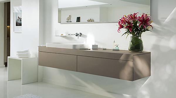 keuco edition 400 sideboards mit 45 cm m beltiefe megabad. Black Bedroom Furniture Sets. Home Design Ideas