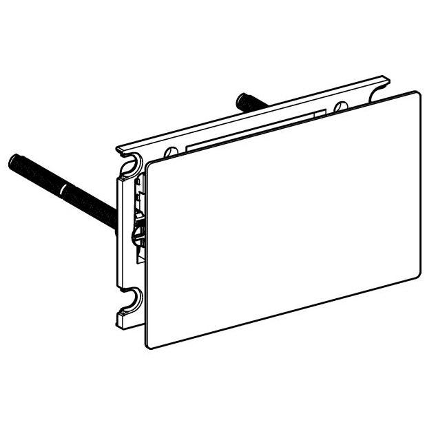 geberit abdeckplatte omega fl chenb ndig. Black Bedroom Furniture Sets. Home Design Ideas
