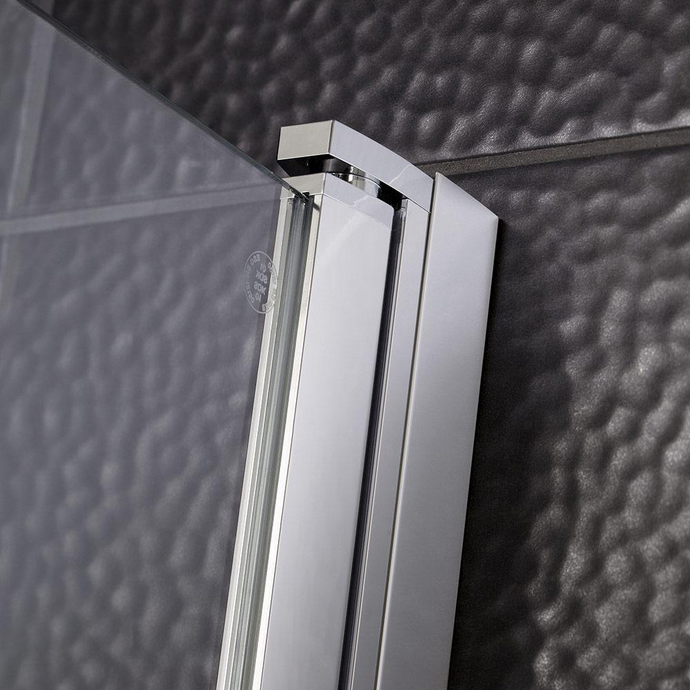 hsk favorit nova badewannenaufsatz 1 teilig anschlag rechts 165080 41 50 rechts megabad. Black Bedroom Furniture Sets. Home Design Ideas