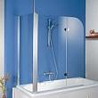 HSK Exklusiv Seitenwand zu Badewannenaufsatz Sondermaß im Online Shop