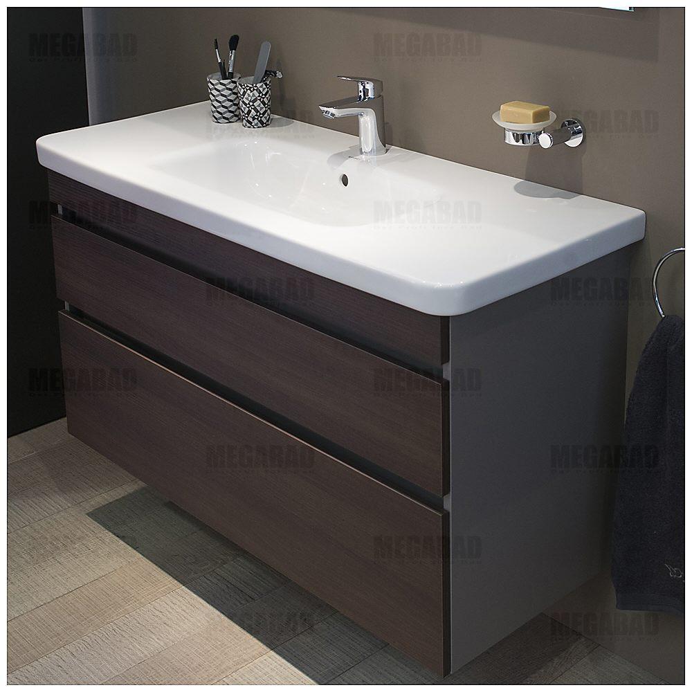 duravit durastyle waschtischunterbau wandh ngend mit 2. Black Bedroom Furniture Sets. Home Design Ideas