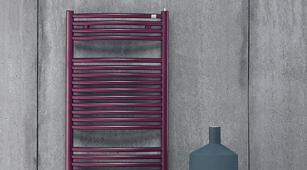 zehnder janda bow badheizk rper megabad. Black Bedroom Furniture Sets. Home Design Ideas