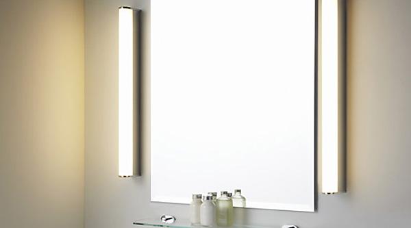 leuchten von avenarius f r spiegel megabad. Black Bedroom Furniture Sets. Home Design Ideas