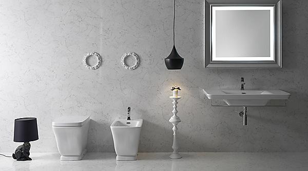 ceramica globo sanit rkeramik f r das badezimmer megabad. Black Bedroom Furniture Sets. Home Design Ideas