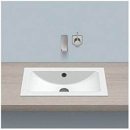 alape einbaubecken eb r585 rechteckig 58 5 x 34 7 cm 2201000000 megabad. Black Bedroom Furniture Sets. Home Design Ideas