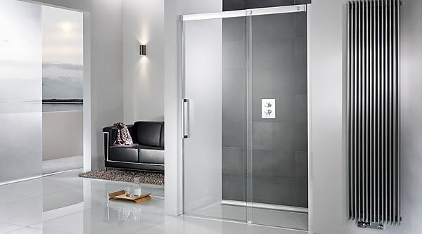 hsk k2p duschabtrennungen partiell gerahmt megabad. Black Bedroom Furniture Sets. Home Design Ideas