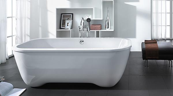 Hoesch badewannen  Hoesch Badewanne: Baden, träumen, whirlen - MEGABAD