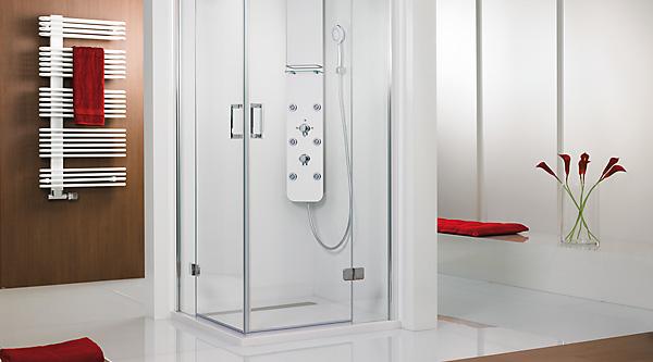 hsk premium softcube duschkabinen megabad. Black Bedroom Furniture Sets. Home Design Ideas