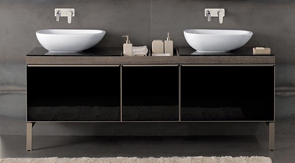 Keramag badm bel megabad for Design waschtischunterschrank