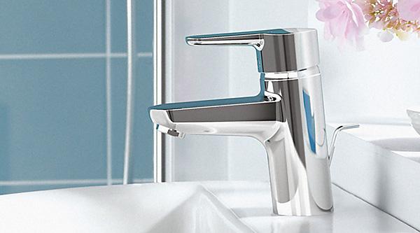 ideal standard connect blue badarmaturen megabad. Black Bedroom Furniture Sets. Home Design Ideas