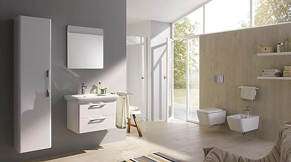 keramag it megabad. Black Bedroom Furniture Sets. Home Design Ideas