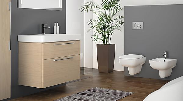 keramag smyle megabad. Black Bedroom Furniture Sets. Home Design Ideas