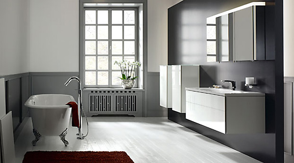 keuco royal reflex premium badausstattung megabad. Black Bedroom Furniture Sets. Home Design Ideas