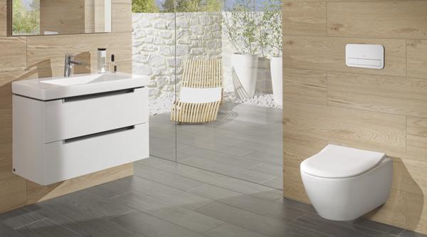 Villeroy und Boch - Bad-Produkte online kaufen - MEGABAD