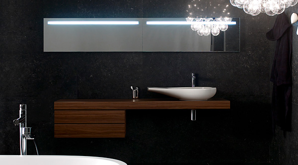 laufen il bagno alessi one badm bel megabad. Black Bedroom Furniture Sets. Home Design Ideas