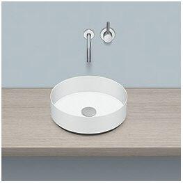 alape aufsatzbecken ab ke375 kreisf rmig mit 37 5 cm. Black Bedroom Furniture Sets. Home Design Ideas