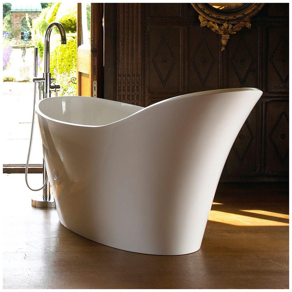 victoria albert amalfi freistehende badewanne art aml n sw no megabad. Black Bedroom Furniture Sets. Home Design Ideas