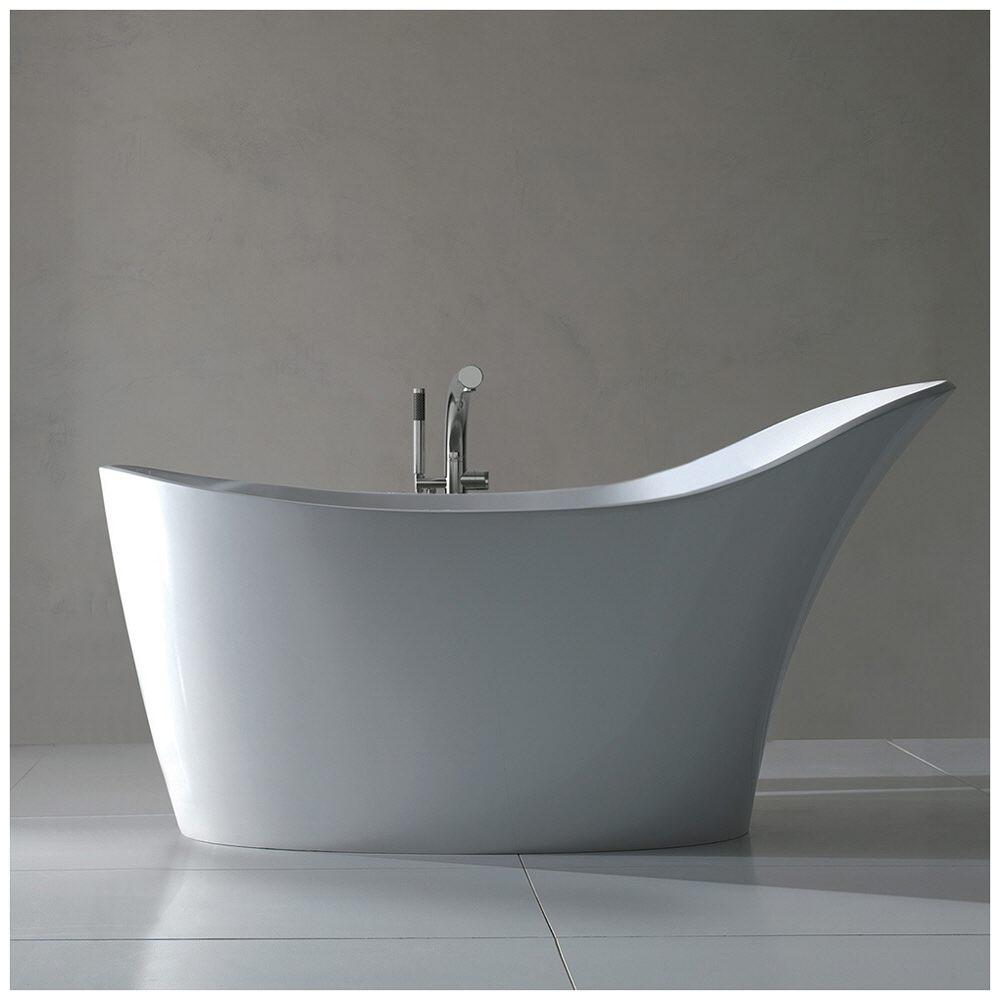 victoria albert amalfi freistehende badewanne art aml n sw megabad. Black Bedroom Furniture Sets. Home Design Ideas