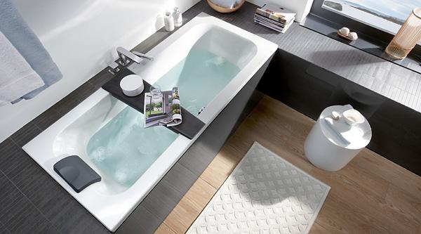 villeroy boch rechteck badewannen megabad. Black Bedroom Furniture Sets. Home Design Ideas