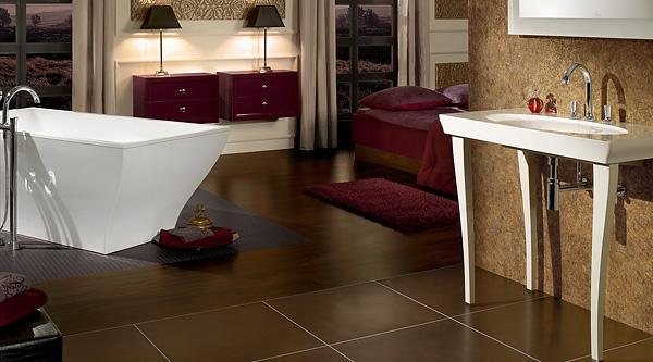 villeroy boch la belle badkeramik m bel megabad. Black Bedroom Furniture Sets. Home Design Ideas