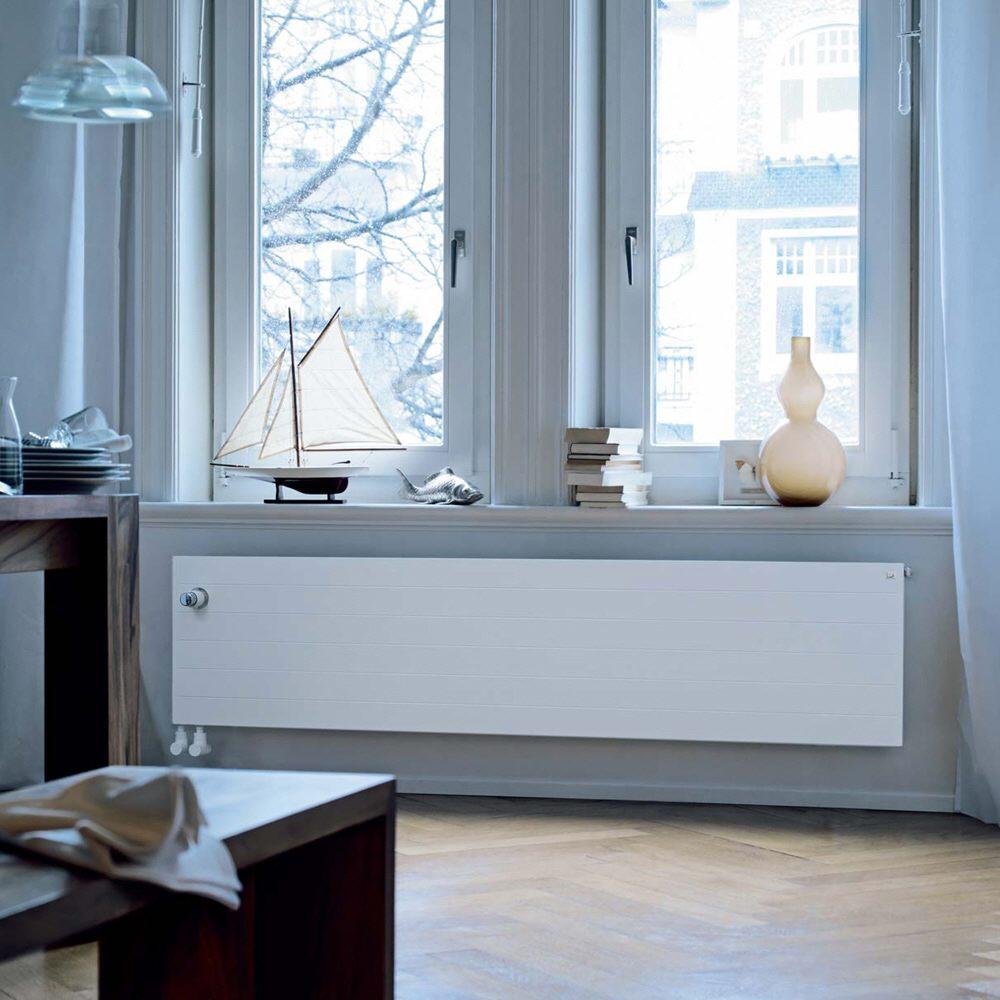 zehnder radiapaneel heizwand horizontal 1 lagig 60 x 3 8 x. Black Bedroom Furniture Sets. Home Design Ideas