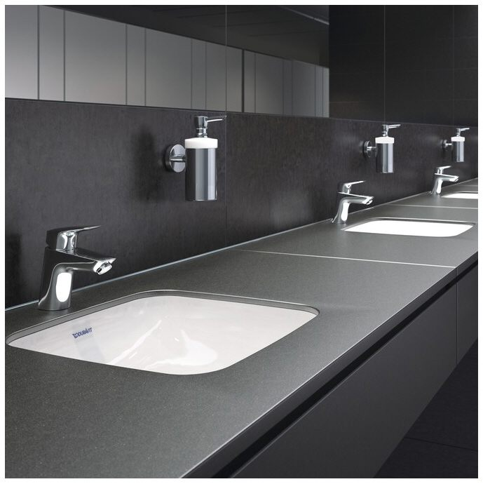 hansgrohe waschbecken great hansgrohe waschtisch armatur axor uno chrom fr ohne with hansgrohe. Black Bedroom Furniture Sets. Home Design Ideas