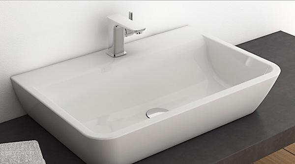 Waschtisch bad  Alle Treos Waschbecken & Waschtische - MEGABAD