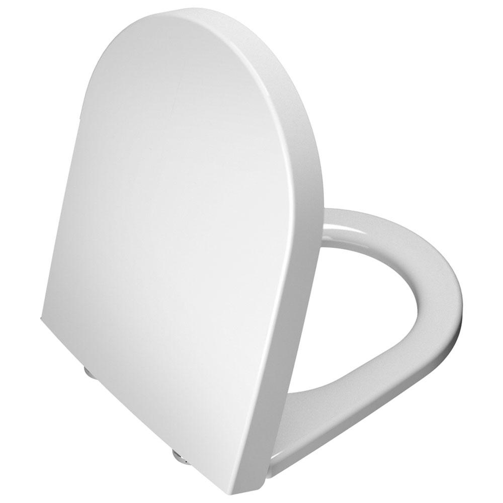 vitra wc sitz mit absenkautomatik nr 89 003 409 megabad. Black Bedroom Furniture Sets. Home Design Ideas