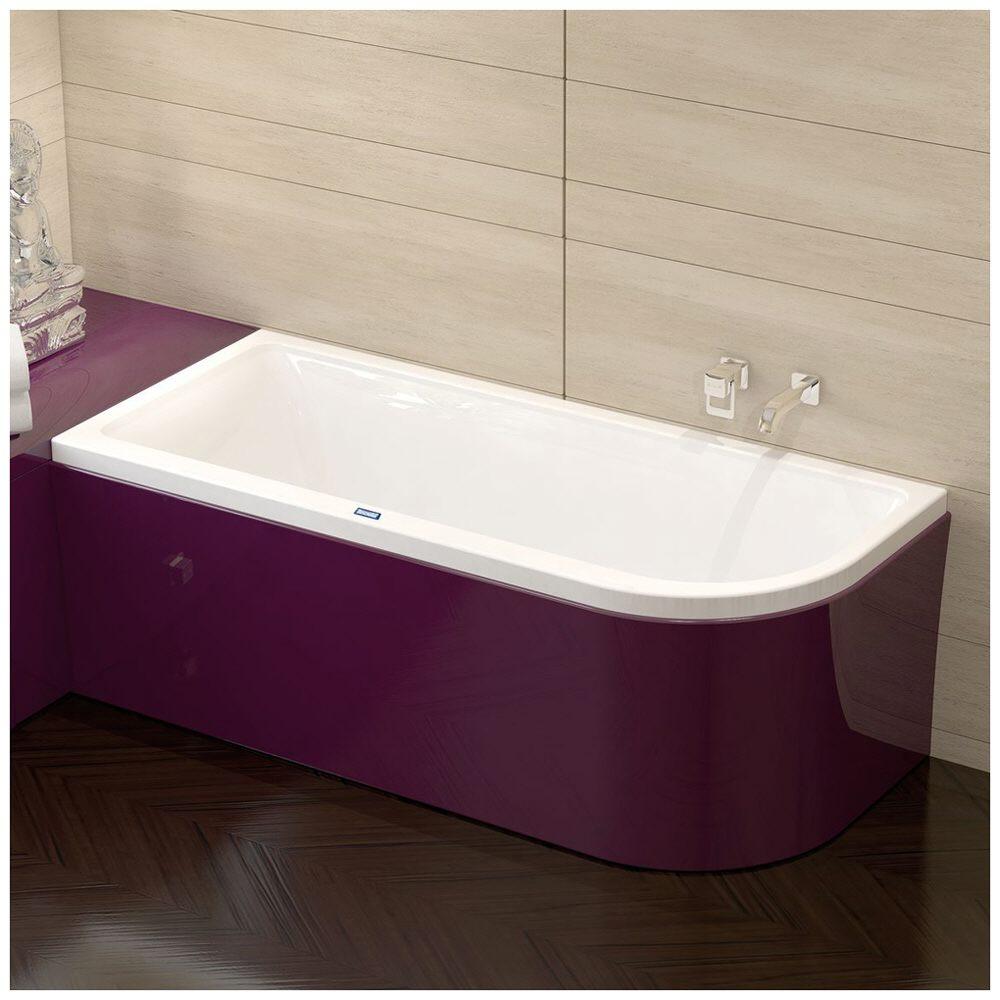 duscholux prime line badewanne 264 soft corner 1 eckeinbau. Black Bedroom Furniture Sets. Home Design Ideas