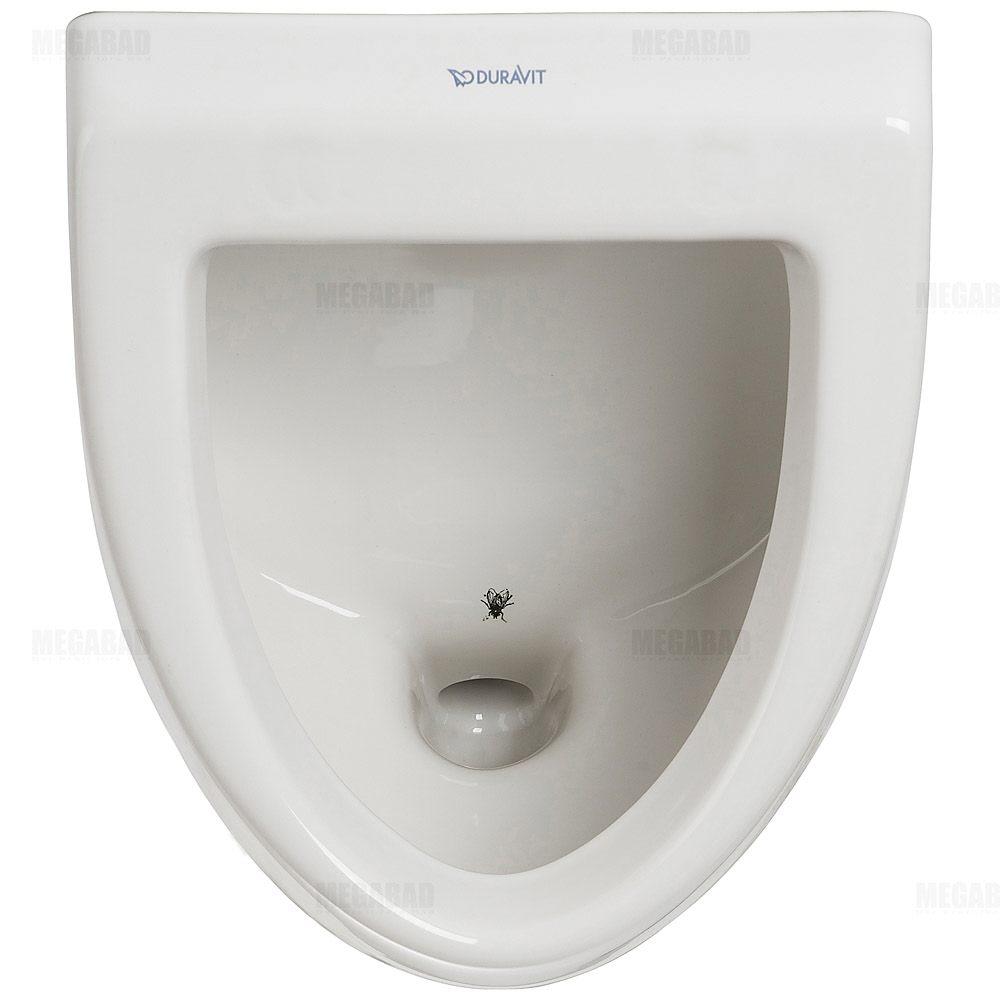 duravit urinal fizz ausf hrung ohne deckel mit fliege. Black Bedroom Furniture Sets. Home Design Ideas